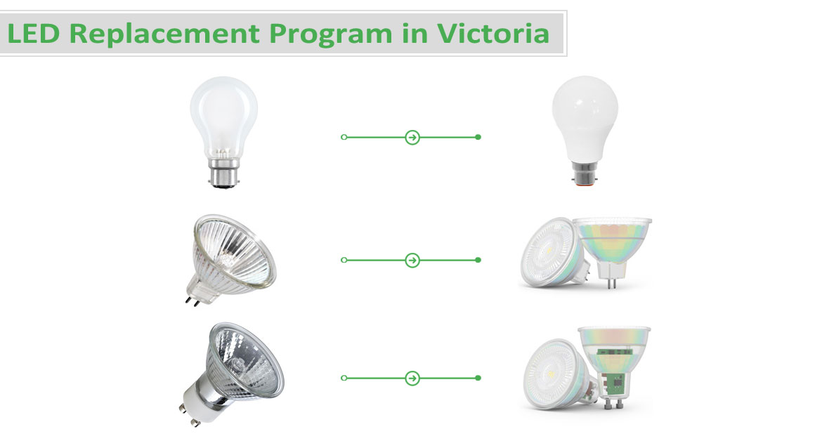 Government LED Replacement Program in Victoria